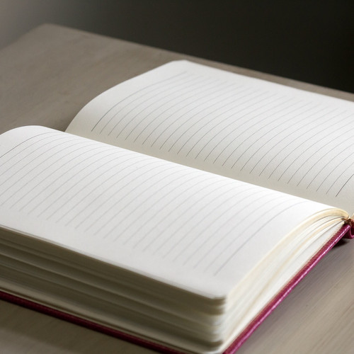 RULED PAGES
