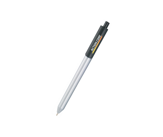 Silver Chalk Plastic Pens