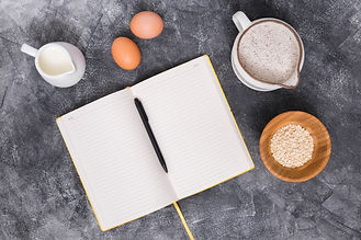 Recipe Notebooks and Journals