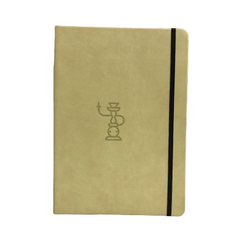 Shisha A5 Elastic Notebook