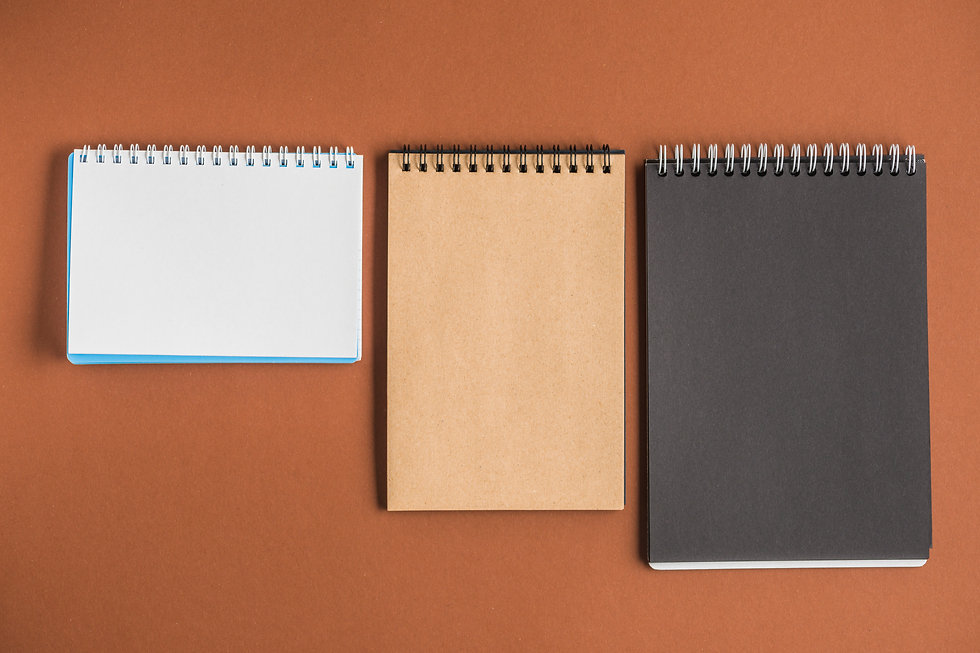 Customized Spiral Notepads