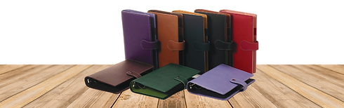 Customized Leather Organizers & Filoxes