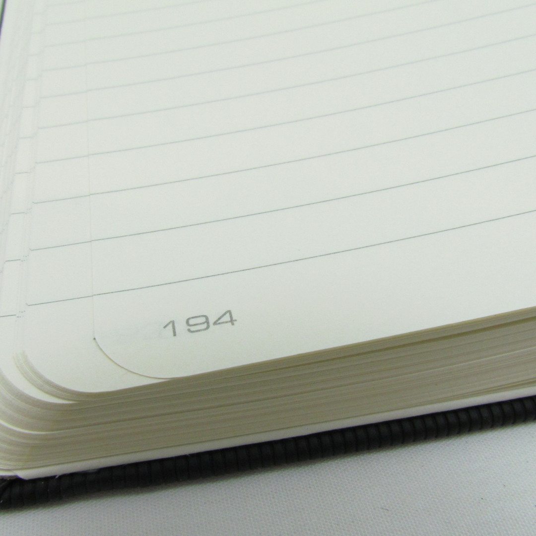 NUMBERED PAGES