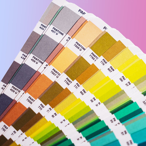 YOUR BRAND COLORS ON EVERY PAGE!