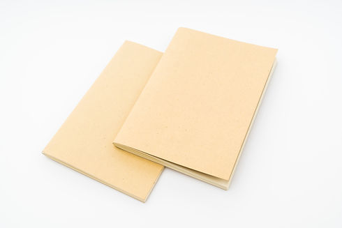 Branded Stitched Cahier Notebooks