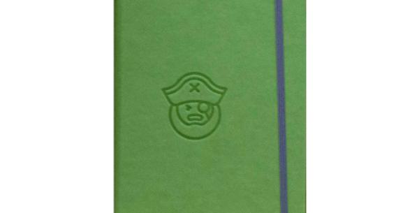 Undated Pirate Diary