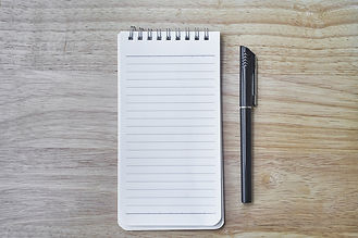 Customized Spiral Notepads & Writing Pads