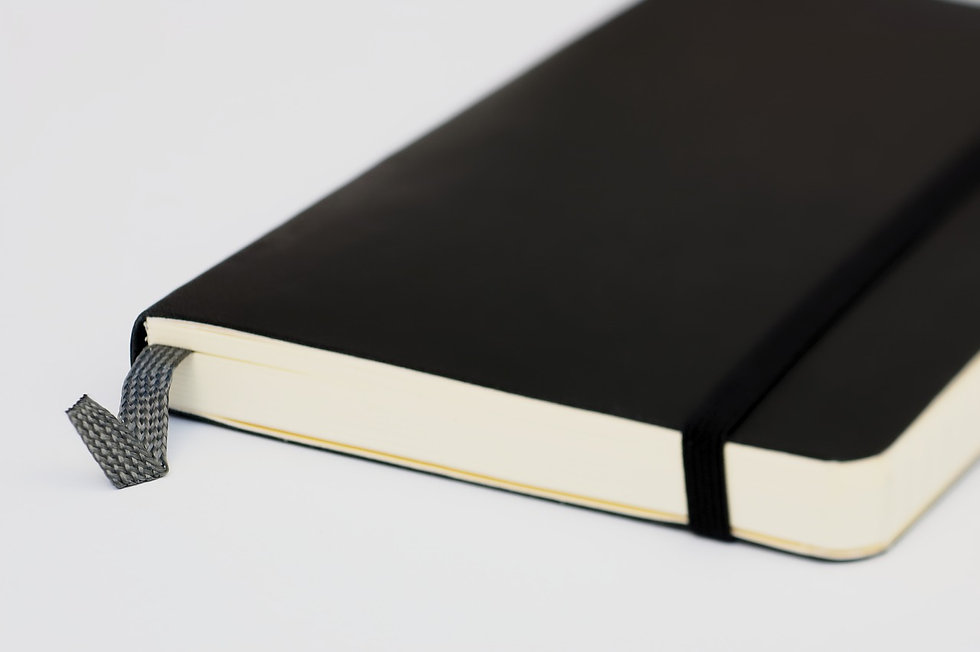 Customized Soft Cover Flexible Notebook & Journal