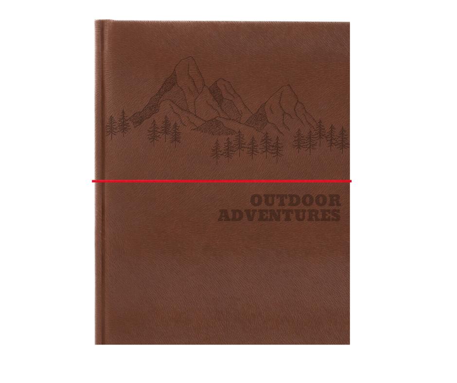 Branded Elastic Notebooks