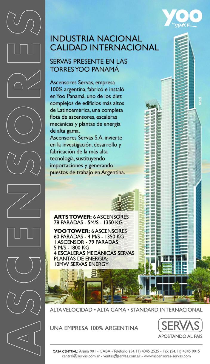 Servas Nacion 3x6 2-03-2014
