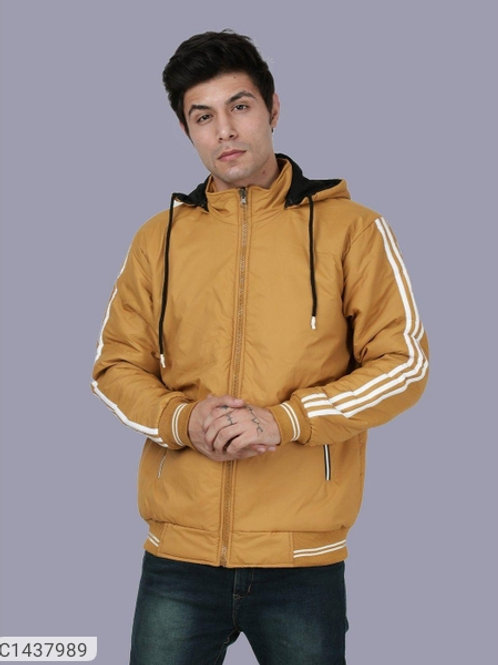 Butter NS Solid Full Sleeves Hoodie Jacket Only first