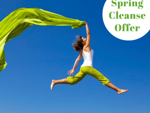 Kick Start your Spring Detox goals with a Spring Cleanse