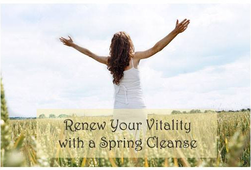 Kick Start your Spring Detox goals with our Spring Cleanse!