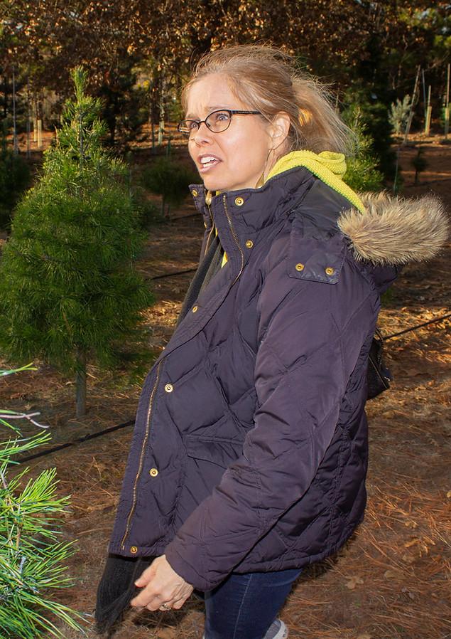 Mom At Tree Farm (2019)