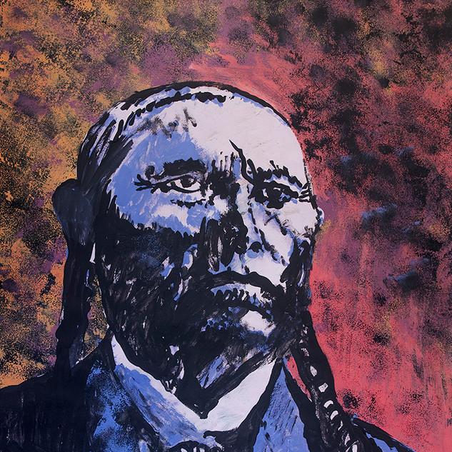 Quanah Parker (Comanche)