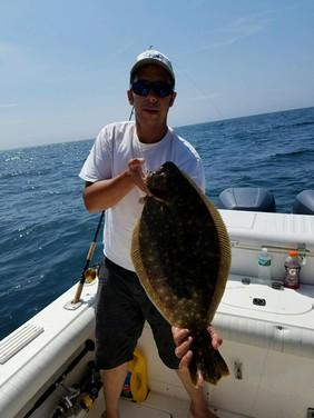 Premier Charter Fishing Boats | Sea Bass & Trophy Fluke | Keepin' It Reel Sportfishing | Groton, CT