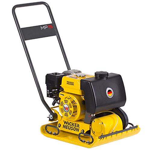 PLATE COMPACTOR DAILY HIRE