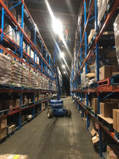Electrical Installation Warehouse Cherry