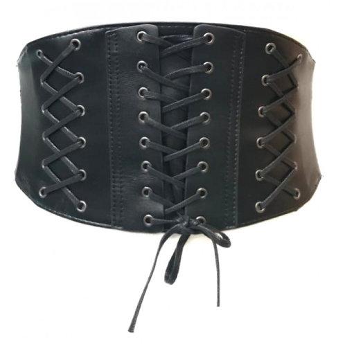Black Corset Style Belt