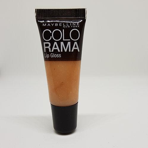Maybelline New York Nude Colorama 485 Lip Gloss