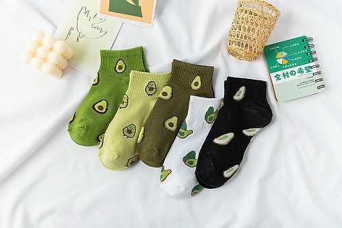 Avocado Socks 🥑
