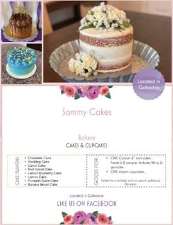 Sammy Cakes