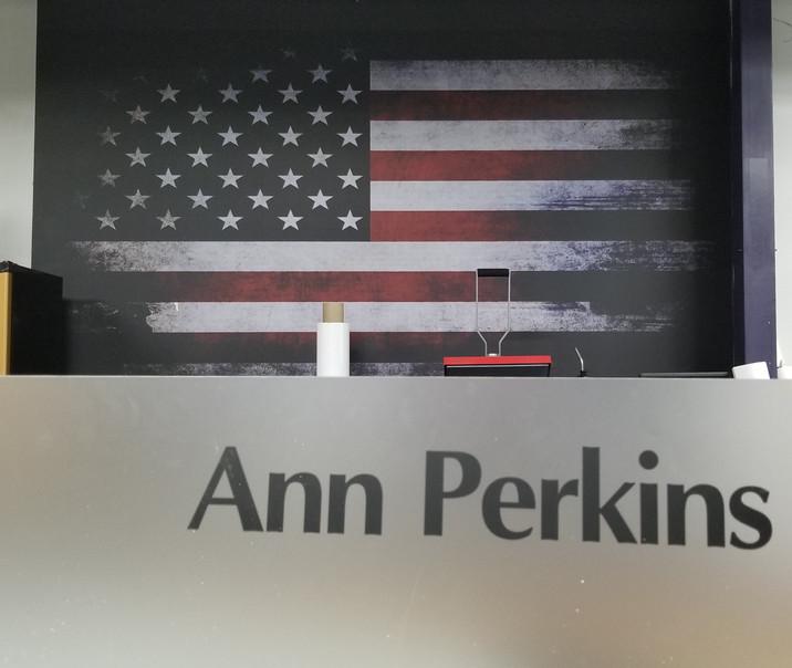 Honoring Ann Perkins