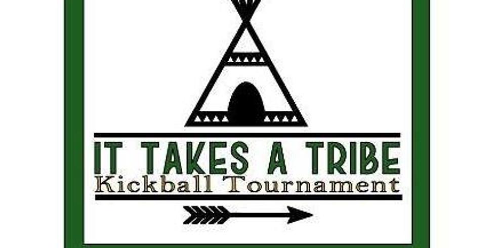 It Takes A Tribe Kickball Tournament
