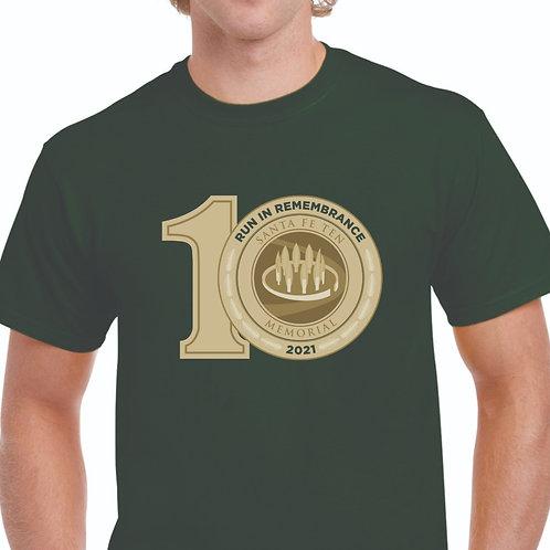 Run In Remembrance 2021 Shirt