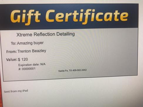 Xtreme Reflection Detailing