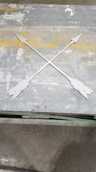 The Crossed Arrows
