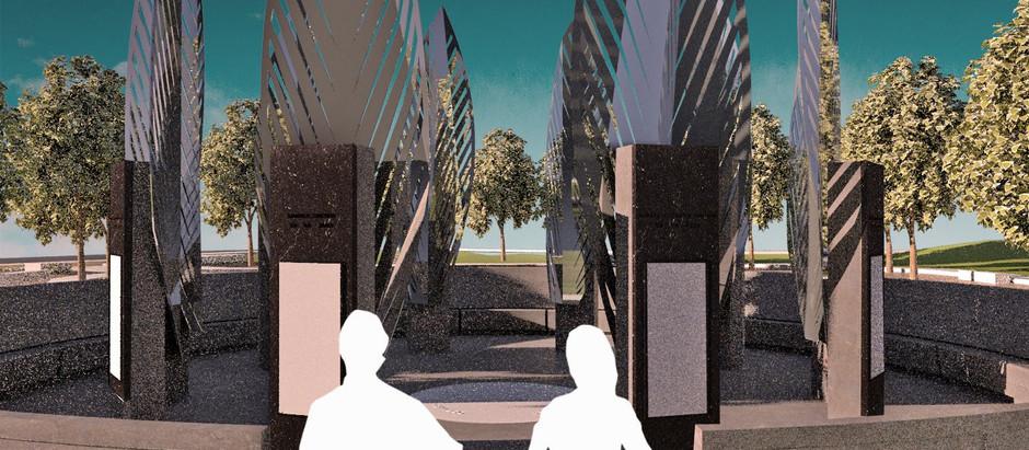 Santa Fe Ten Memorial concept design