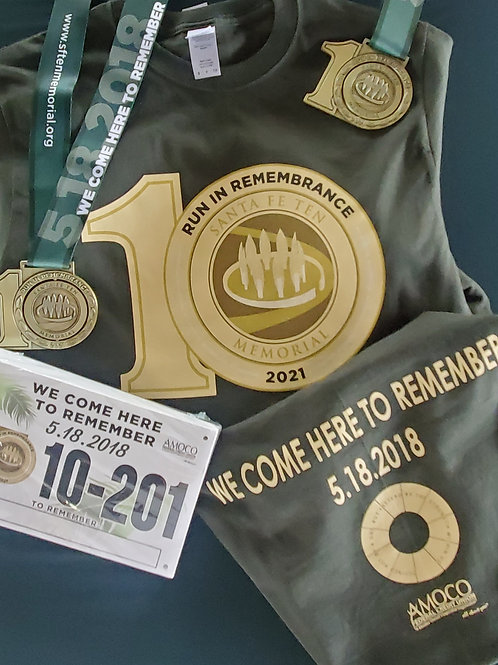 Run In Remembrance 2021 Event Bag