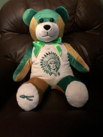Santa Fe Indian Prayer Bear