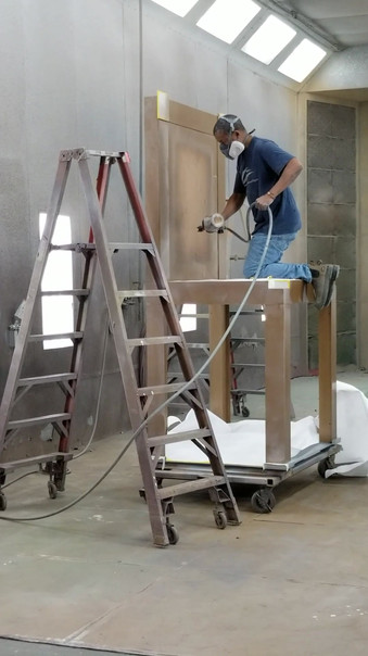 Painting the Unfillable Chair