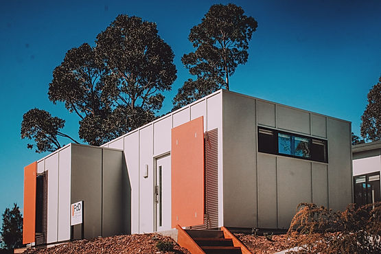 PdD Building Design award winning Malua Bay eco office