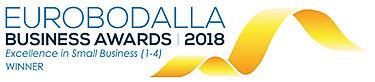 eurobodalla business award winner 2018