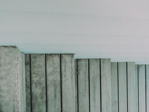 Timber deck steps sea level rise adaptive design