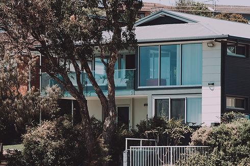 Coastal renovation, accredited building designer Batemans bay, beach side property restoration. Adaptive reuse architect