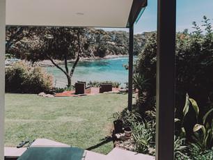 Mosquito Bay best view of the ocean renovation floor plan