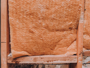 Insulation is a must when building a new home