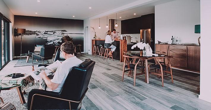 Commercial building design Moruya. Eco Office design by PdD Building designs the seabird motel solar active design. Sustainable building designer