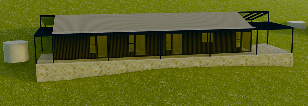 Catalina Eco House