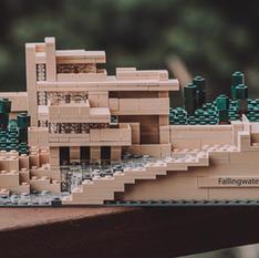 Frank Lloyd Wright / Lego