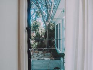 Glass Louvred Windows