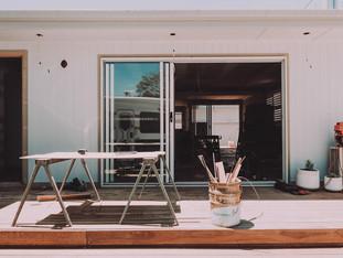Home renovation Tomakin Beach cottage affordable modern design
