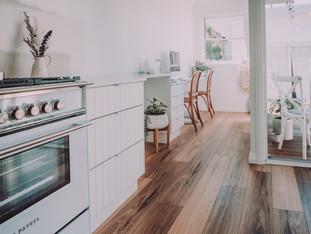 Kitchen Study Nook Inspiration
