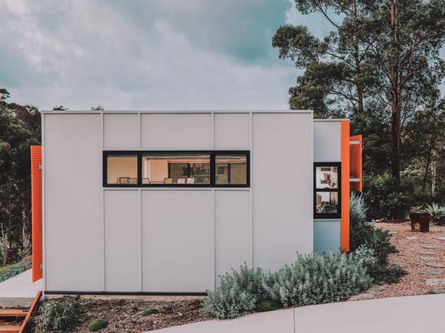 Solar Passive Office
