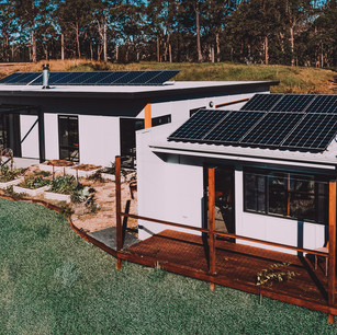 Best use of northern sun in low-energy home design