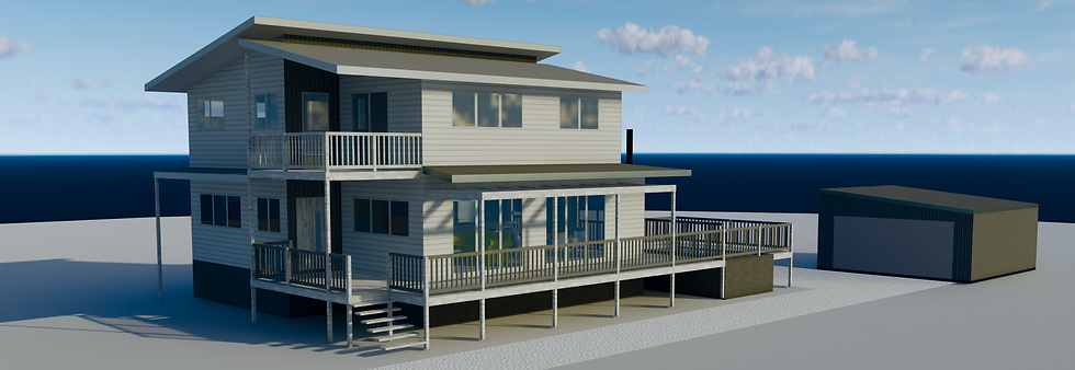 Broulee Hamptons Coastal Design